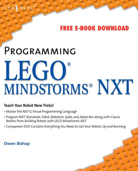 Programming Lego Mindstorms NXT by Owen Bishop - Read on Glose - Glose