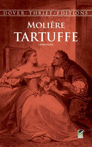 the flaws of human nature in the play tartuffe by moliere