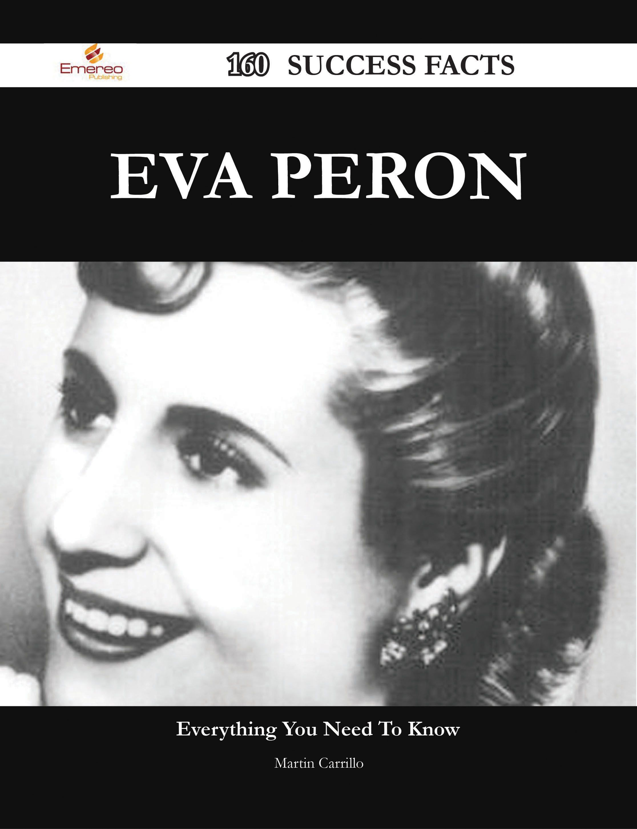 a biography of eva peron an argentine political leader The woman with the whip is a 1952 biography of political leader eva perón it was the first hostile biography of eva perón to be published and, despite the.