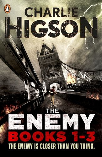 Book Cover Series Books : The enemy series books by charlie higson read on glose