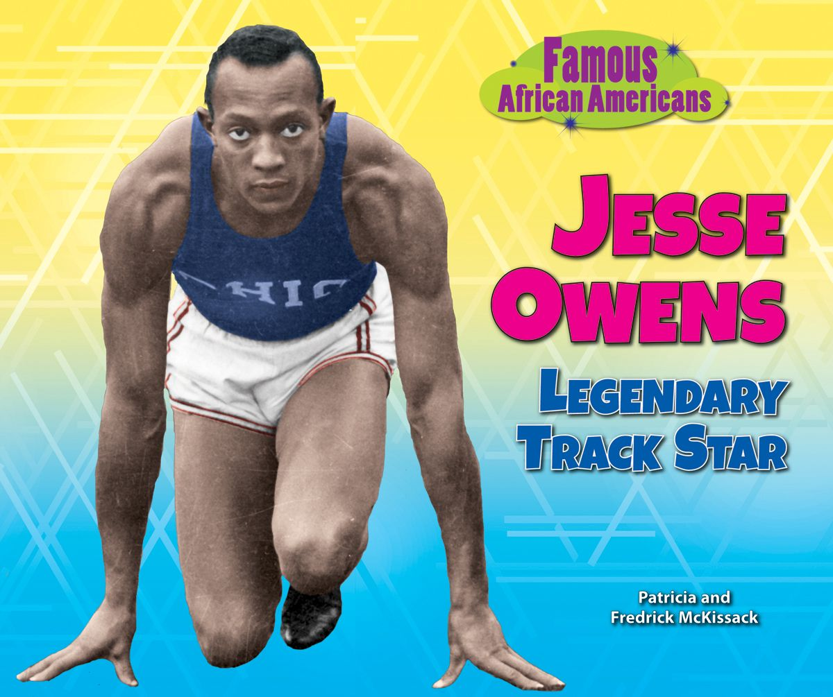 jesse owens track superstar who ran away from poverty Keith law: taking the fun out jesse b: thoughts on jahmai a fun, bouncy rock track from a new band from chicago that includes one of the actors from stranger.