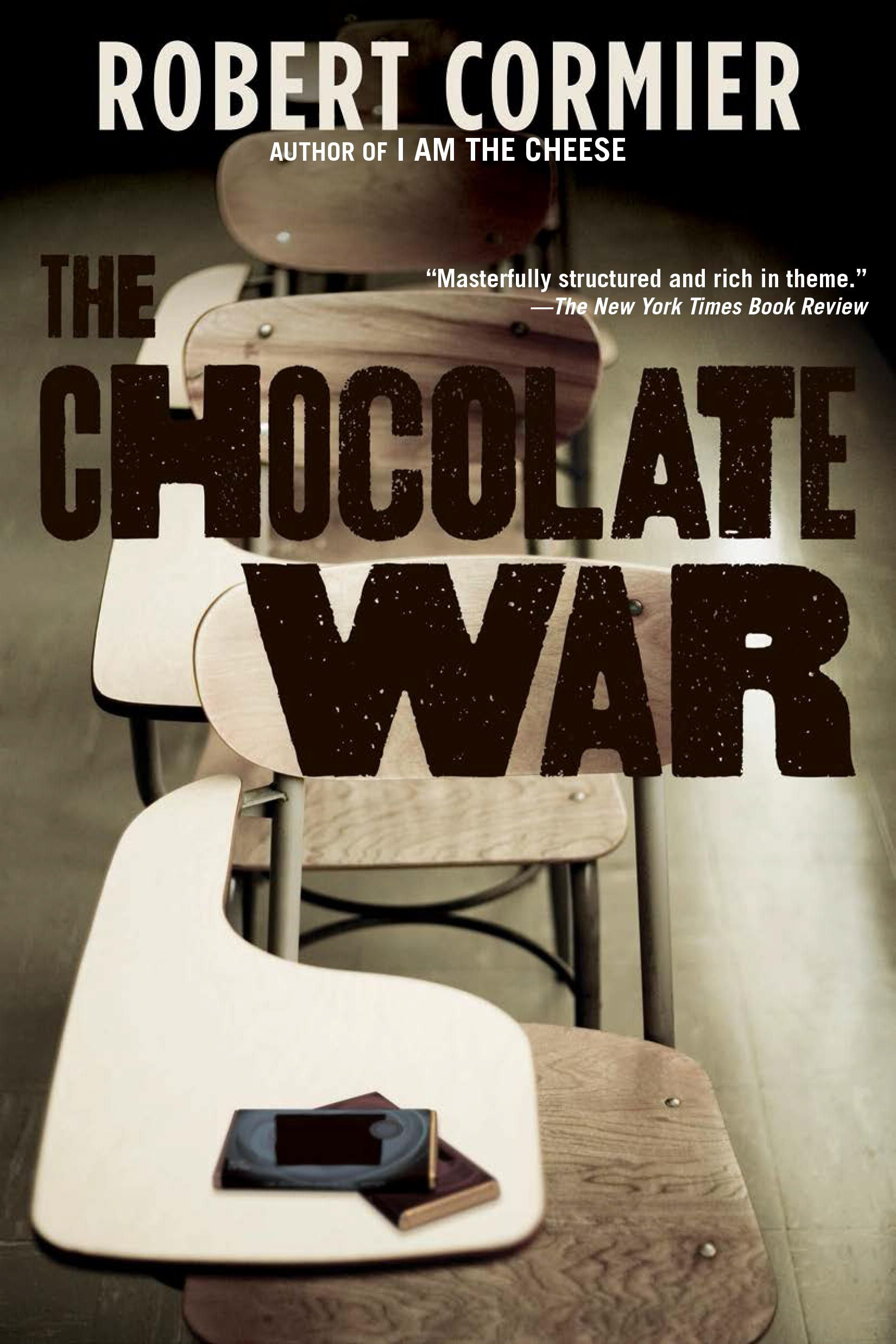 an analysis of the novel the chocolate war by robert cormier Free download or read online the chocolate war pdf (epub) book the first edition of this book was published in 1974, and was written by robert cormier the book was published in multiple languages including english language, consists of 267 pages and is available in paperback format.