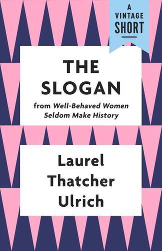 well behaved women essay