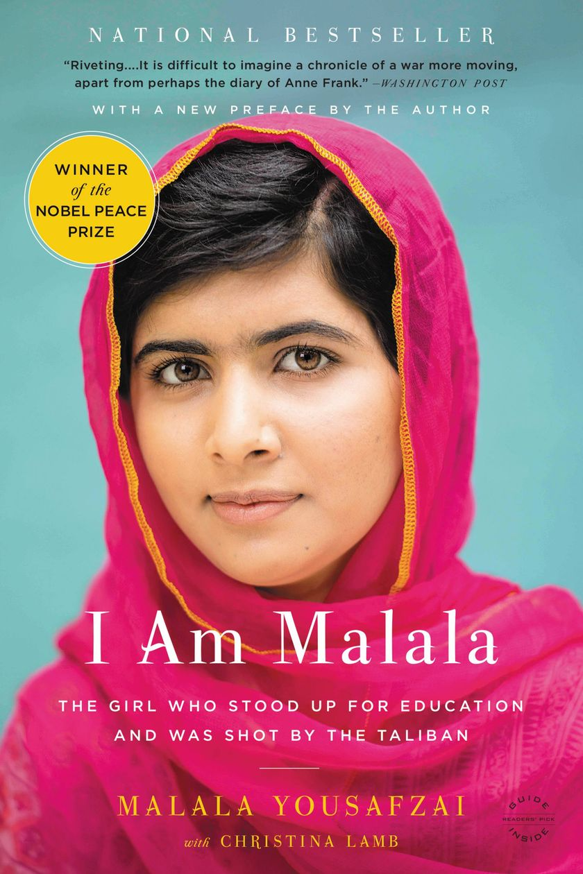 Quotes From I Am Malala I Am Malalamalala Yousafzai  Read On Glose  Glose